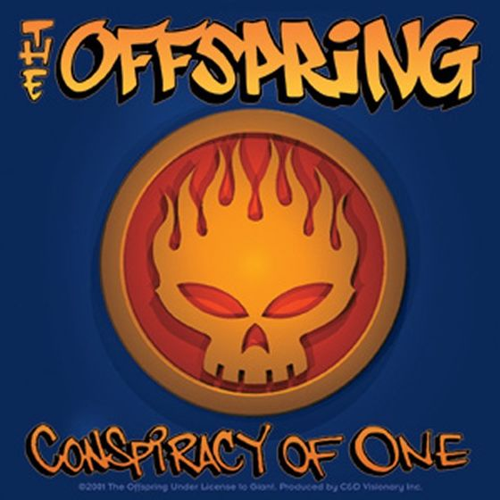 The Offspring Aufkleber Conspiracy