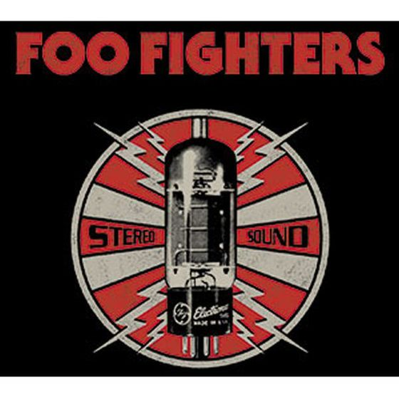 Foo Fighters Aufkleber Stereo Sound