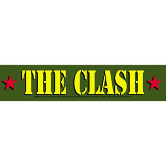 The Clash Aufkleber Star